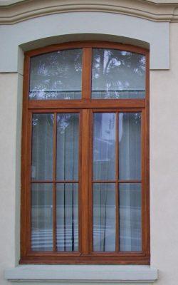 Fenêtre 2 vantaux avec imposte vitrée